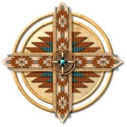 Native American Mandala 03