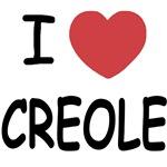 I heart creole