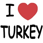 I heart turkey