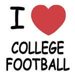 I heart college football
