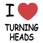 I heart turning heads