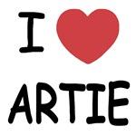 I heart artie