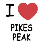 I heart pikes peak