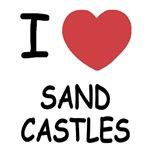 I heart sand castles