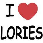 I heart lories
