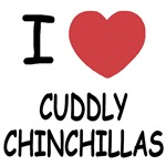 I heart cuddly chinchillas