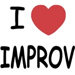 I heart improv