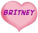 britney heart