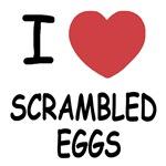 I heart scrambled eggs