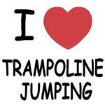 I heart trampoline jumping