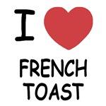 I heart french toast