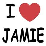 I heart jamie