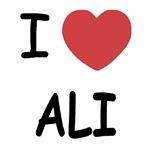 I heart ali
