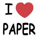 I heart paper