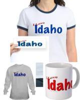 I Love Idaho