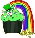 st. pat's lepreskull cupcake apparel & more