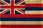 Hawaii State Flag VINTAGE