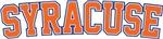 Syracuse Jersey Font