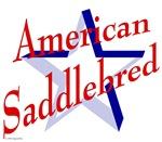 American Saddlebred T-shirts, Gifts: Star