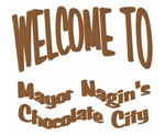 Mayor Nagin's Chocolate City