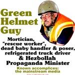 Green Helmet Guy