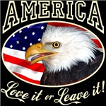 America - Love or Leave it