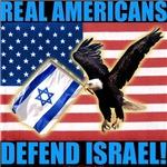 Real Americans Defend Israel