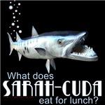 Sarah-Cuda's Lunch