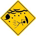 Youth & Kids Hurricane Weather Warning Apparel