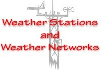 Weather Stations & Networks