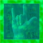 ASL - I LOVE YOU
