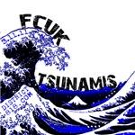 FCUK TSUNAMIS - JAPAN RELIEF