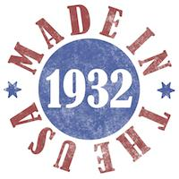 1932 Made In The USA