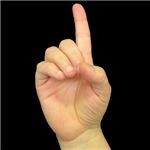 ASL Letter D Products
