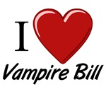 I Heart Vampire Bill