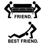 Friend. Best Friend.