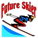 Future Snow Skier