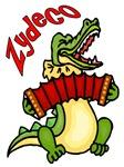 Zydeco Gator