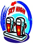 Sky High Gas Prices