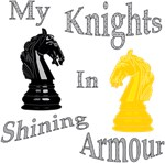 My Knights In Shining Armour
