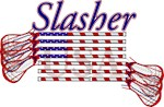 Slasher American Flag