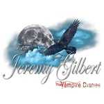 Team  Jeremy Gilbert The Vampire Diaries Raven Moo