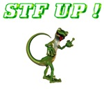 STF UP ! Gecko