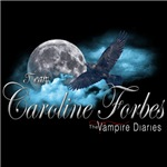 Team Caroline Forbes The Vampire Diaries Raven Moo