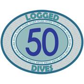 50 Logged Dives