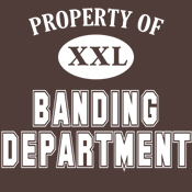 Property of Banding Department