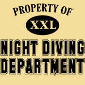 Night Diving Department