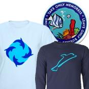 Marine Life T-Shirts & Gifts