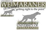 University of Weimaraner