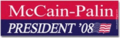 McCain-Palin for President